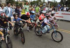Bikes take over at Glencoe Grand Prix