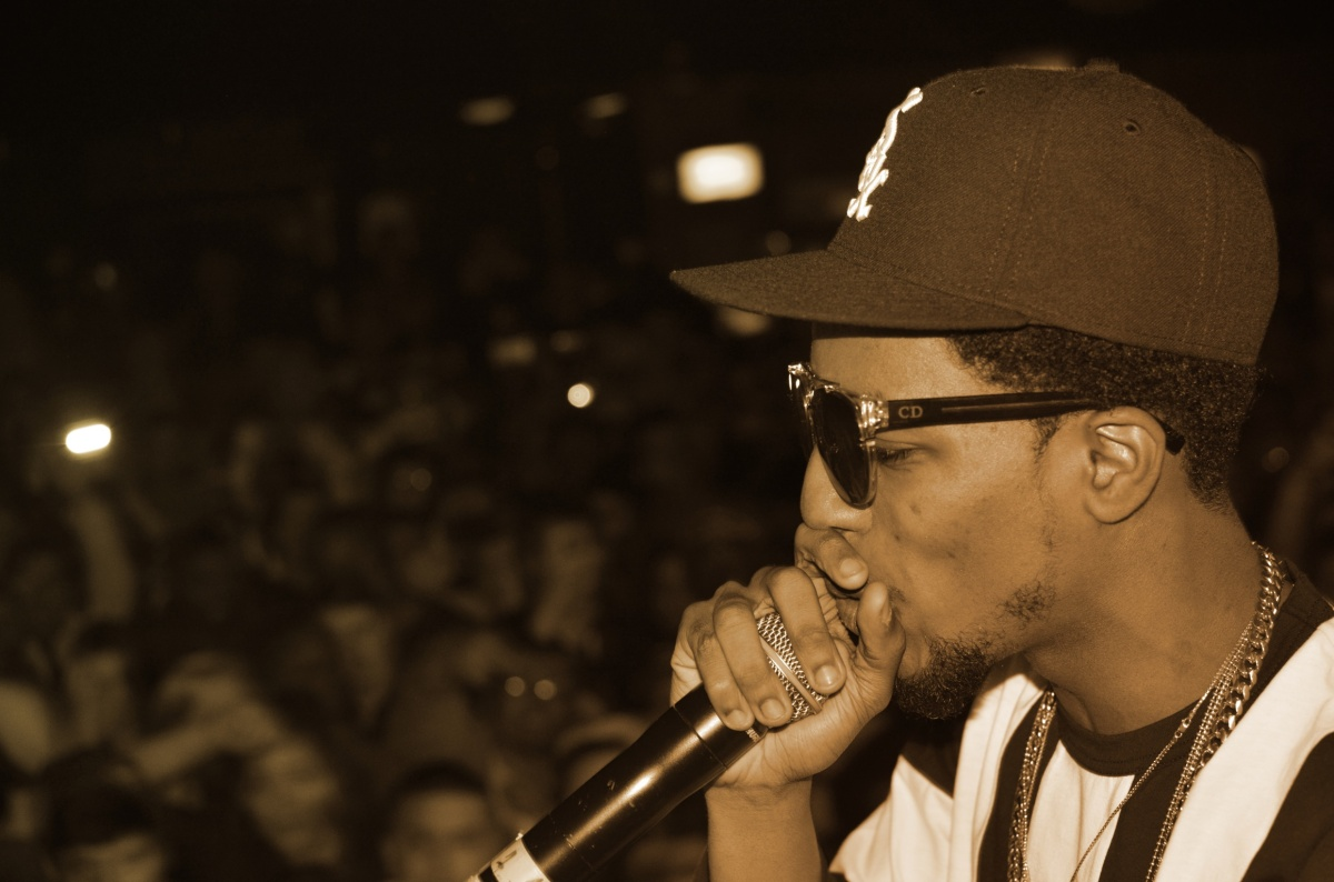 Rockie Fresh makes the leap to the national hip-hop scene