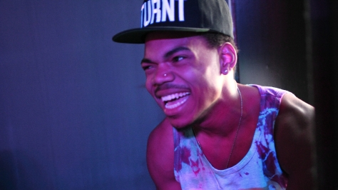 Chance The Rapper @ #DriveTheNoize Showcase SXSW