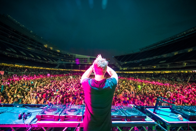 Spring Awakening puts Chicago in forefront of world EDM scene