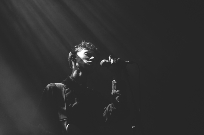 [Review] King Krule at Lincoln Hall 12/11/2013