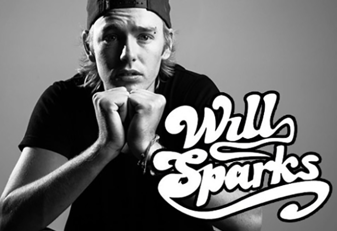 [Profile] Will Sparks Hits American Soil