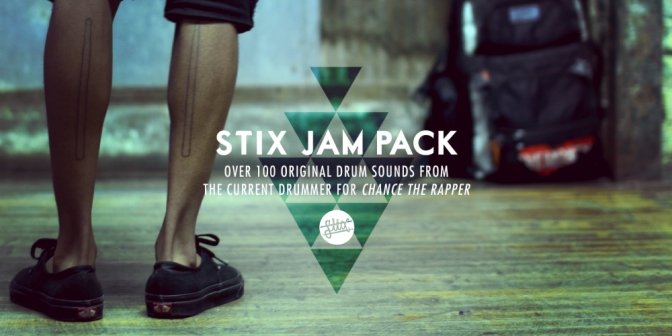 [Album] Stix Jam Pack