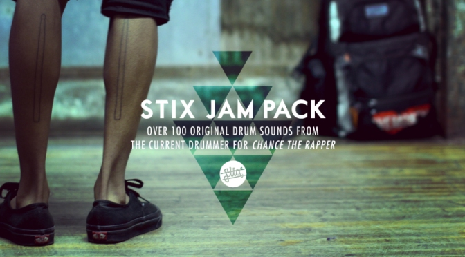 [Album] Stix Jam Pack