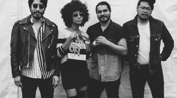 Interview with The Tontons at Fun Fun Fun Fest 2013