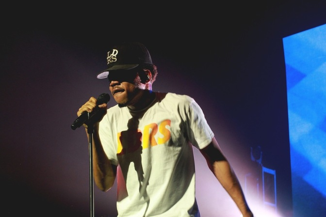 Chance the Rapper spearheads #SaveChicago campaign