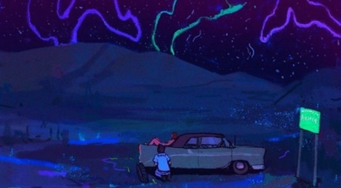 """Saba: """"Burnout"""" (Feat. Eryn Allen Kane)"""