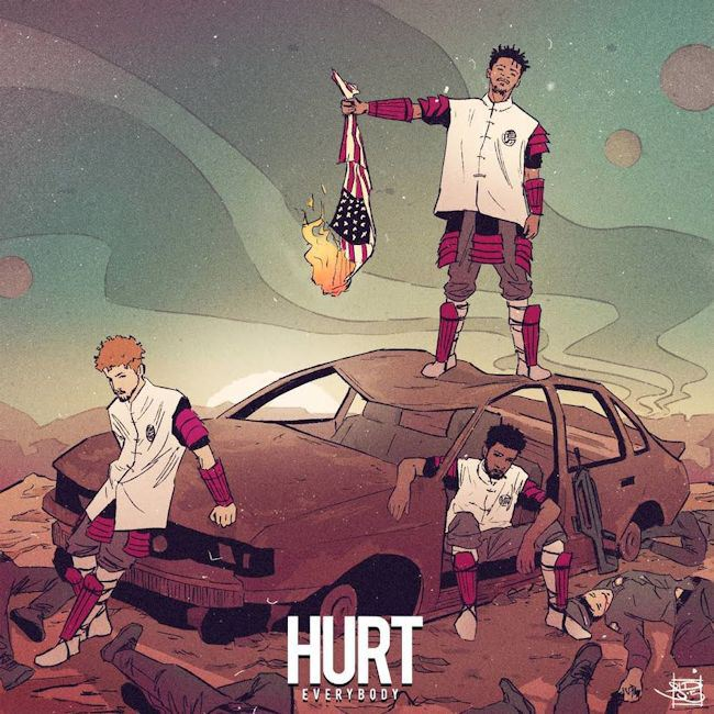 Chicago's Hurt Everybody Brings Grunge To Hip-Hop On '2K47' Mixtape