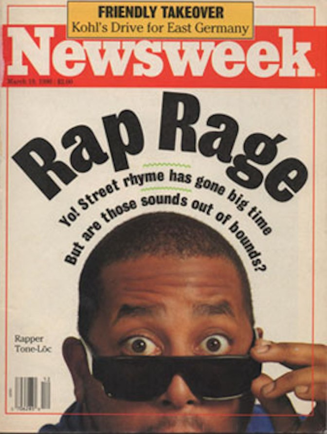 TO PIMP A GENRE: HOW RAP IS DEFINED IN MEDIA