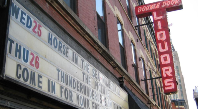 Double Door Closes, Signifying End Of Wicker Park As We Knew It