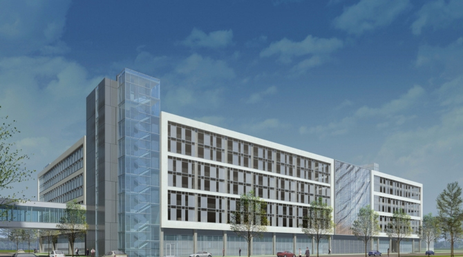 After Long Fight, Construction Begins On South Side Trauma Center