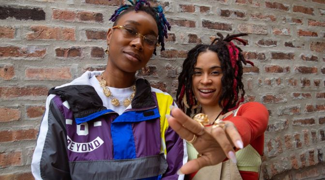 Rap Duo Mother Nature Are Enjoying The SZNZ